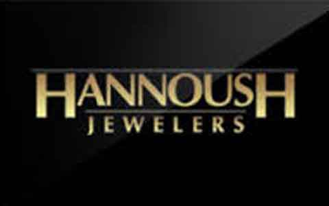 Hannoush Jewelers Gift Cards