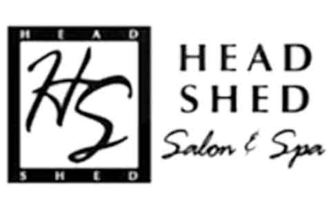 Head Shed Salon & Day Spa Gift Cards