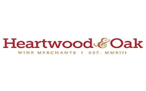 Heartwood & Oak Wines Gift Cards