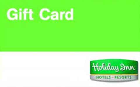 Holiday Inn Gift Cards