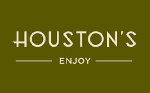 Houston's Restaurant Gift Cards