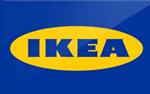 Ikea (Online Only) Gift Cards