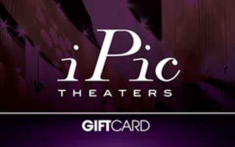 iPic Theaters Gift Cards