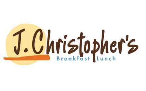 Buy J. Christopher's  Gift Cards