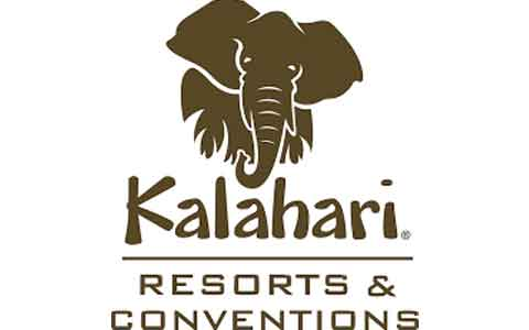Buy Kalahari Resorts & Conventions Gift Cards