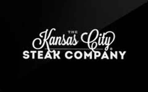 Buy Kansas City Steak Company Gift Cards