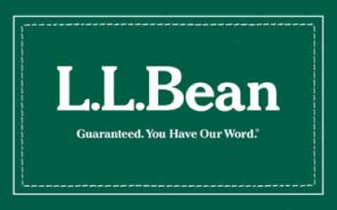 Buy L.L.Bean Gift Cards