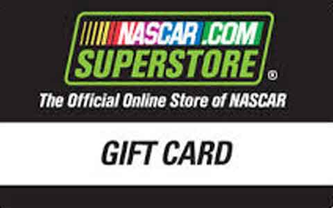 Buy NASCAR Superstore Gift Cards