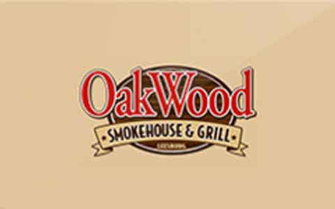 Buy OakWood Smokehouse Gift Cards