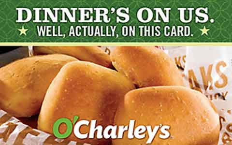 Buy O'Charley's Gift Cards