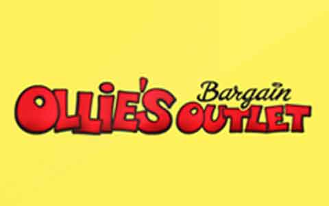 Buy Ollie's Bargain Outlet Gift Cards