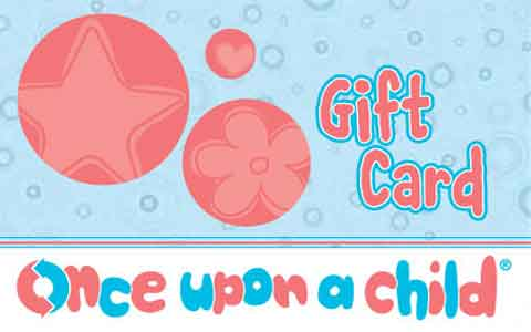 Buy Once Upon A Child Gift Cards