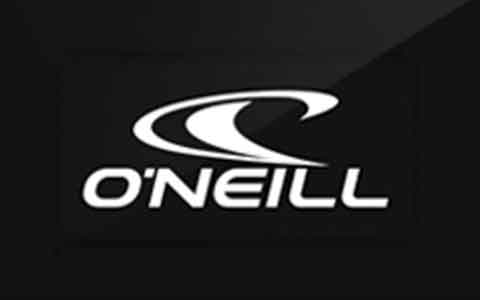Buy O'NEILL Gift Cards
