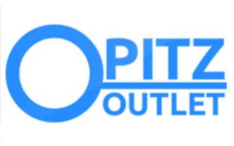Buy Opitz Outlet Gift Cards