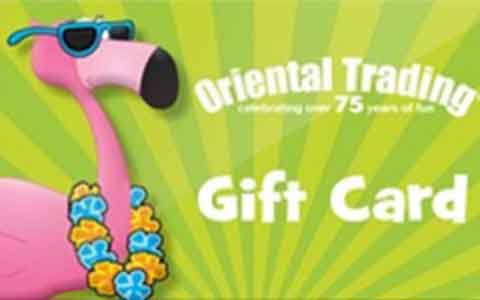 Buy Oriental Trading Gift Cards