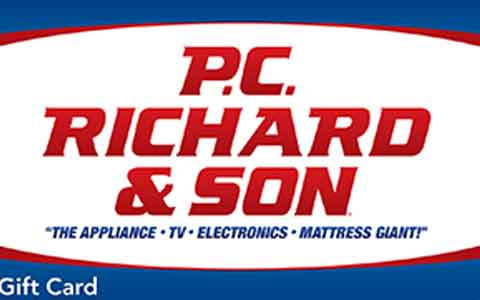 Buy P.C. Richard & Son Gift Cards