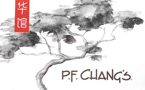 Buy P.F. Chang's Gift Cards
