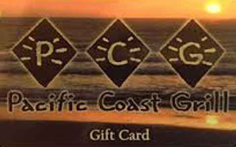 Buy Pacific Coast Grill Gift Cards