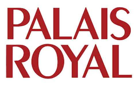 Buy Palais Royal Gift Cards