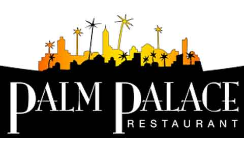 Buy Palm Palace Restaurant Gift Cards