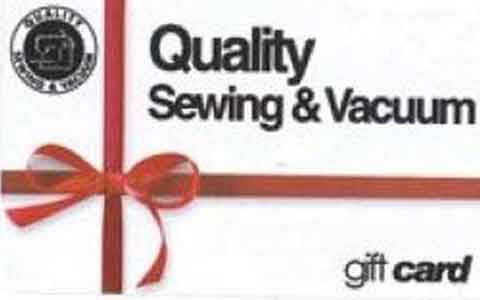 Buy Quality Sewing & Vacuum Gift Cards