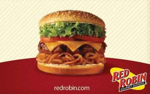 Buy Red Robin Gift Cards