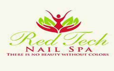 Buy Red Tech Nail Spa Gift Cards