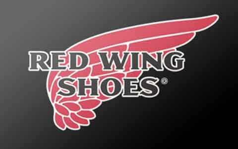 Buy Red Wing Shoes Gift Cards