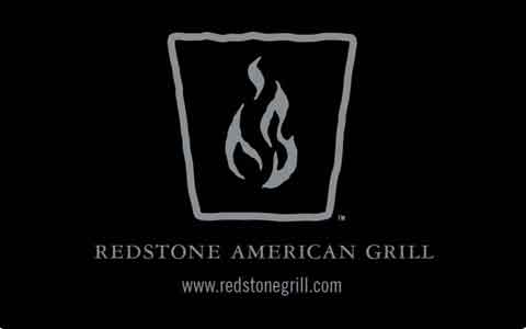 Buy Redstone American Grill Gift Cards