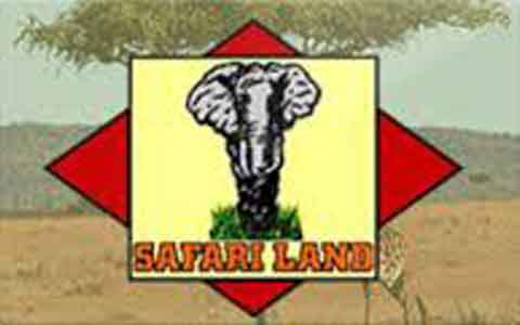 Buy Safari Land Gift Cards