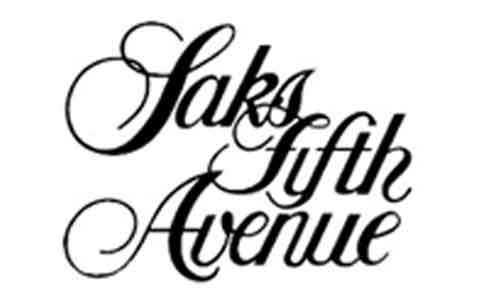 Saks Fifth Avenue Gift Cards