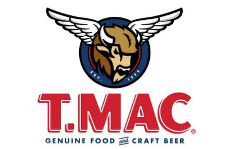 Buy T.MAC Gift Cards
