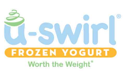 Buy U-Swirl Gift Cards