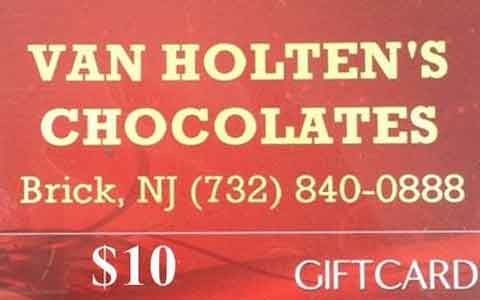 Buy Van Holten's Homemade Chocolates Gift Cards