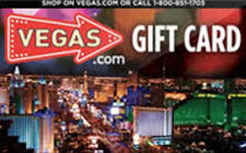 Buy Vegas.com Gift Cards