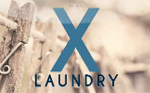 Buy X Laundry Gift Cards