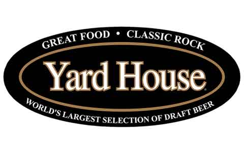 Buy Yard House Gift Cards