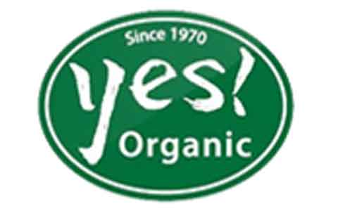Buy Yes! Organic Market Gift Cards
