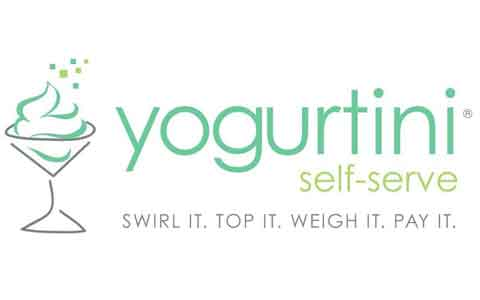Buy Yogurtini Gift Cards