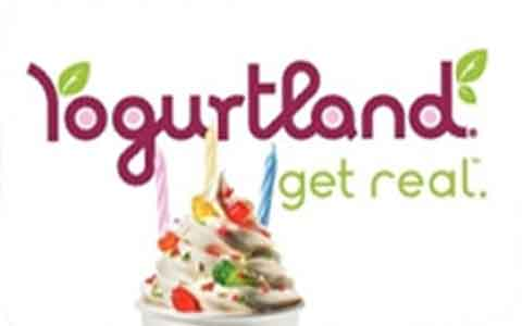 Buy Yogurtland Gift Cards