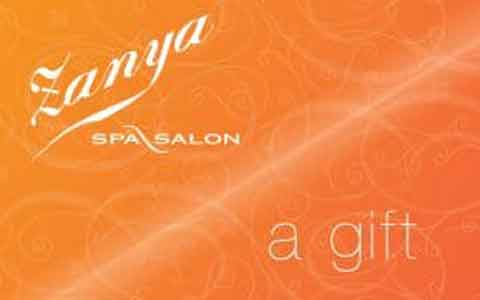 Buy Zanya Spa & Salon Gift Cards