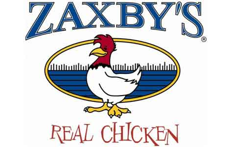 Buy Zaxby's Gift Cards